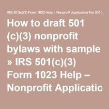 nonprofit sample documents bylaws the paul oliver foundation