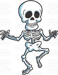 Halloween Skeleton Cartoon Skeleton Clipart Cartoon Images