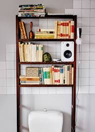 Create Storage Space With A Make The Most Use Of Your Bathroom Space With Molger Open Storage