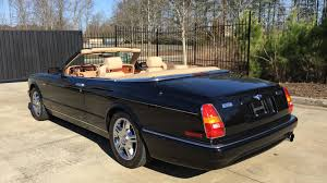 bentley 2002 2002 bentley azure mulliner convertible f65 houston 2016