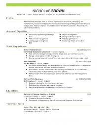 stay at home mom returning to work resume free resume example