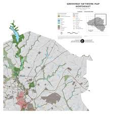 Northeast Georgia Map 2016 Greenway Network Plan Athens Clarke County Ga Official