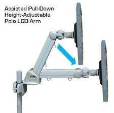 lcd monitor wall mounts desk stands tv ceiling mount