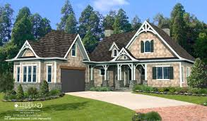 craftsman style house designs on one story cottage style home