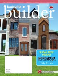 Roof Doctor Louisville by 2011 Homearama Plansbook By Building Industry Association Of