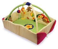 tappeto palestrina attivit罌 con sonagli per neonato bambino mod