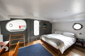 londoners can live in this scandinavian inspired converted barge