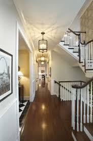 hall and stairs lighting it looks like a super soft silver gray to me try sherwin s site