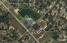 Map Of Ocala Fl Commercial Real Estate For Lease Or Sale In Ocala Florida