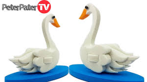 diy how to make 3d swan bird bird making craft for kids create
