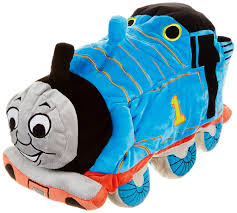 Thomas The Train Twin Sheet Set by Amazon Com Mattel Thomas The Tank Engine Cuddle Pillow Pal Home