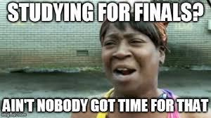 Ryan Gosling Finals Meme - 12 relatable finals week memes