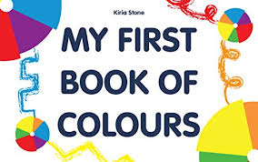 baby books online my book of colours baby book early learning baby memory