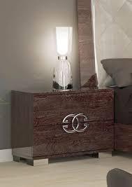 Birch Bedroom Furniture Esf Esf Furniture Prestige Deluxe Sleigh Bedroom Set In Cognac