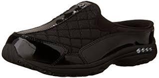 Easy Spirit Comfort Shoes Amazon Com Easy Spirit Women U0027s Traveltime Mule Shoes