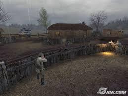 Battle Of Kursk Map Image Call Of Duty Kursk Village Battle Jpg Call Of Duty Wiki