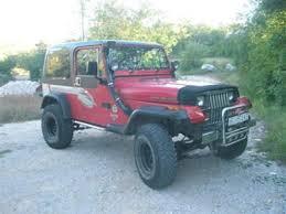 jeep yj snorkel jeep wrangler yj 2 4 tdi laredo