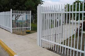 permanent fences ornamental fences electro welded wire fences