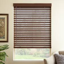 Wood Blinds For Windows - 2