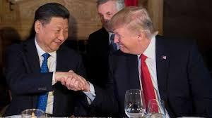 donald trump accepts xi jinping s invitation to visit china