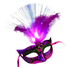 party mask women s venetian led masquerade party mask gear stop shop