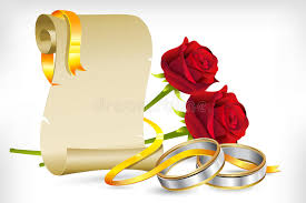 engagement invitation stock images image 18514174