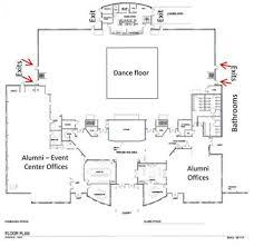 nc a u0026t university alumni foundation event center ballroom layouts