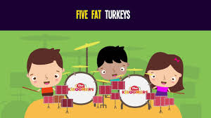 thanksgiving poems for kindergarten five fat turkeys song for kids thanksgiving songs for children