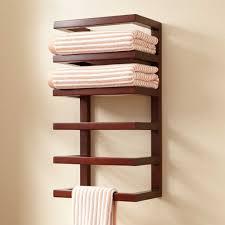 Towel Storage Bathroom Wall Mounted Bathroom Towel Shelf