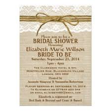 bridal shower invitations wording seasonal showers