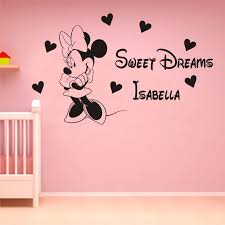 Design Own Wall Sticker Online Get Cheap Mouse Personalised Aliexpress Com Alibaba Group