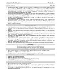 objective for engineering resume technical resume format download