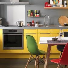 cuisine en couleur inspiration shopping déco côté maison