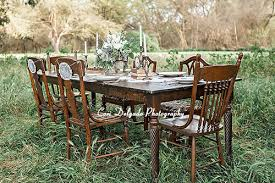 wedding table rentals american vintage rentals wedding rentals furniture decor