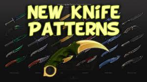 Knife Patterns Cs Go Gamma Case Insane Knife Patterns Youtube