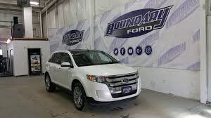 2013 ford edge limited w v6 panoramic sunroof leather review