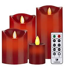 flameless candles battery operated candles with