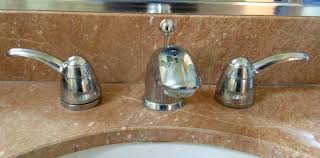 how to replace a washer in a bathroom faucet bathroom sink faucet