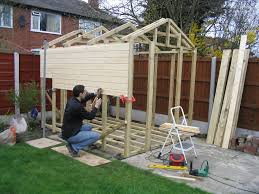 How To Make A Shed Plans by Building A Shed