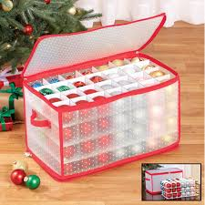 ornament storage box chest from collections etc