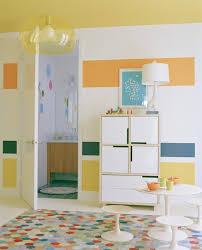 wandgestaltung kinderzimmer mit farbe tipps zur kinderzimmer wandgestaltung mit farbe gelb inside
