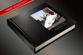 flush mount wedding albums photo album flush mount wedding album with 2 lines of imprinting