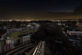 urbex in japan nara dreamland haikyo finding midnight