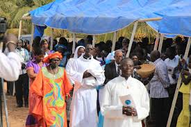 welcome to banjul diocese