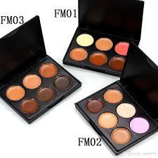 color concealer makeup face concealer professional mini concealer plate in box