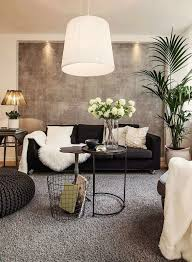contemporary small living room ideas exposed concrete wall background modern living rooms and chic