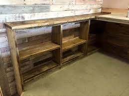 Indoor Bar Table Build Your Own Pallet Bar 101 Pallets