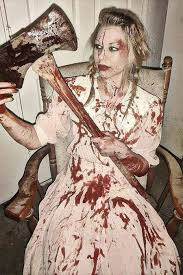 Halloween Scary Costumes Women 25 Scary Costumes Girls Ideas Scary
