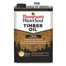 Good Quality Teak Product Thompson U0027s Waterseal 1 Gal Teak Transparent Penetrating Timber