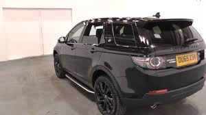 land rover discovery sport 2016my 7 seat hse auto u9218